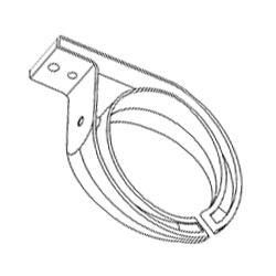Chatsworth Products Cable Management for Wall Racks