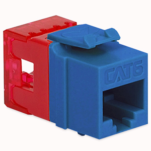 ICC Category 6 HD Modular Connector