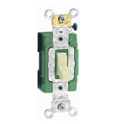 Leviton Double-Pole Pilot Light