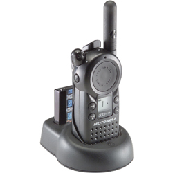 Motorola  Multi-Channel UHF 5 Mile 2-Way Radio