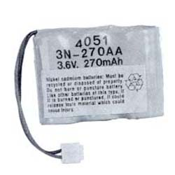 AT&T 4051 - 900MHz Cordless Replacement Battery (NiCd)