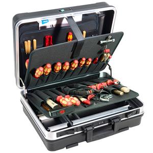 B&W International GO Wheeled Tool Case with Pockets