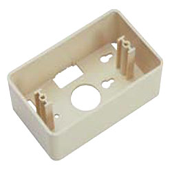 Allen Tel Work Area Outlets - Surface Mounting Box for AT30 Series