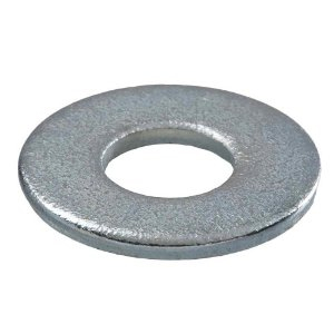 Chatsworth Products Zinc Plated Washers: Type A Plain
