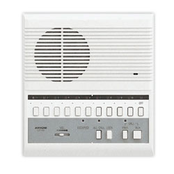 Aiphone 10-Call Master Station with All Call Button