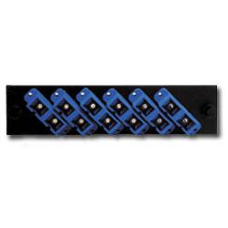 ICC 6-Duplex SC Adapter Panel
