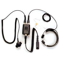 Pryme Heavy Duty Throat Mic for Icom Radios