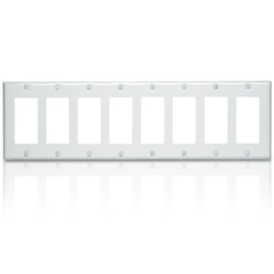 Leviton Residential Grade Standard Size Wallplate