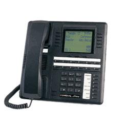 Vertical-Comdial 12 Line Impact SCS Speakerphone with Large Display