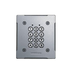 Aiphone Access Control Flush Mount Keypad