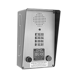 Ceeco Combination Dialing Open Enclosure Panel Phone