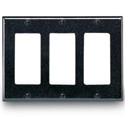 Leviton 3-Decora Midway Size Nylon Wallplate