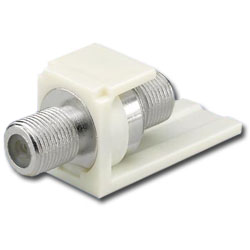 Panduit® Mini-Com Self-Terminating 75 ohm F-Connector Module