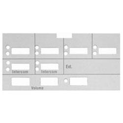 Avaya Partner Designation Paper Strip for 6 Button Partner MLS Style Phones