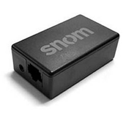 Snom Wireless Headset Adapter for Snom 320, 360 and 370 IP Phones
