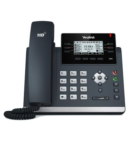 Yealink T41S Ultra Elegant IP Desk Phone