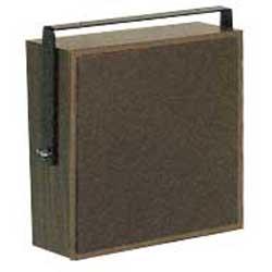 Valcom Bi-Directional One-Way Speaker (Cloth)
