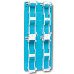 Suttle Backboard with 4 - A89B Brackets