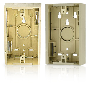 Leviton Single Gang Surface Mount Backbox