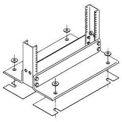 Chatsworth Products Rack Base Insulator Kit