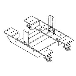 Chatsworth Products Rack Universal Dolly Wheels