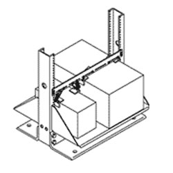 Chatsworth Products Variable Height Equipment Tie-Down Bracket