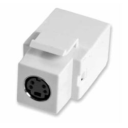 Leviton Quickport Female to Female S-Video Adapter