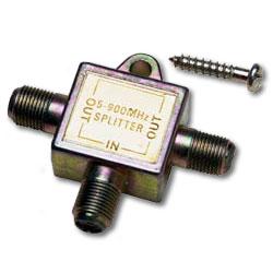 Allen Tel 900 MHz Mini 2-Way Coaxial Splitter