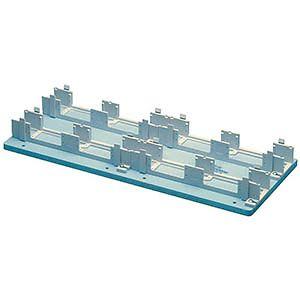 Allen Tel Blue (Half Module) Backboard 8-1/2