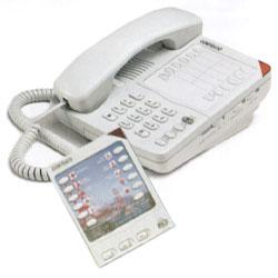 ITT Cortelco Colleague Memory Plus Phone