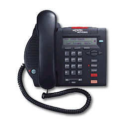 Nortel M3902 Basic Single Line Handsfree Phone with LCD