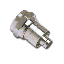 Allen Tel Male CATV Connector with 1/4