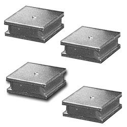 Leviton Magnets (4 per pack)