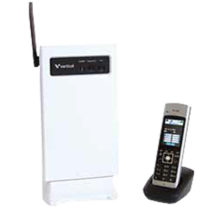 Vertical Cordless DECT Phone