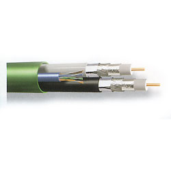 Belden 75 Ohm Composite Data, Audio, Video, Security and Control Cable