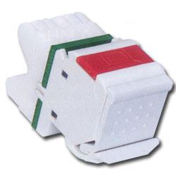 Siemon MAX 6 Angled Module - Cat 6
