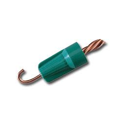 Ideal B-CAP Green-B Connector, Keg of 5,000