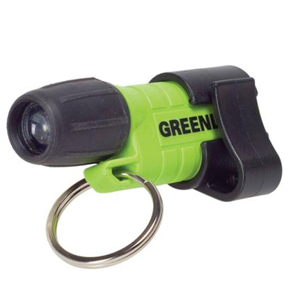 Greenlee 7 Lumen Waterproof Mini LED Pocket Flashlight