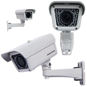 Grandstream Outdoor Day Night Vari-Focal HD IP Camera