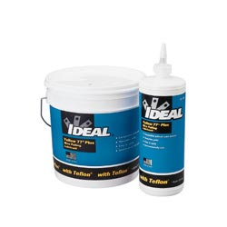 Ideal Yellow 77 Plus Wire Pulling Lubricant 1-Quart Squeeze Bottle