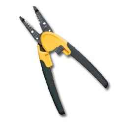 Ideal Kinetic Super Wire Stripper, 10-18 AWG Solid