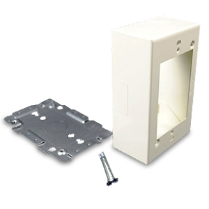 Legrand - Wiremold 2000® Series Single-Gang Device Box