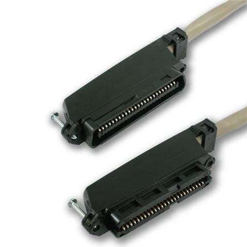 Lynn Electronics 25 Pair / 50 Pin Amphenol Cable