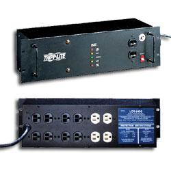 Tripp Lite 2400 Watt, 60 Hz High/Low Voltage-Correction RackMount Line Conditioner
