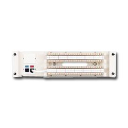 Siemon Command Center Voice Distribution Panel - Category 5e