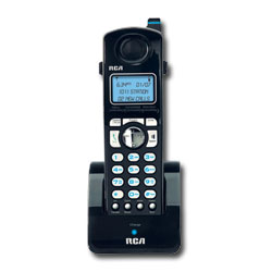 RCA - Thomson, Inc. 4-Line DECT 6.0 Cordless Expansion Handset Speakerphone