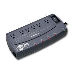 Tripp Lite 150 Watt Internet Office Standby UPS System with Modem/Fax Protection