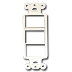 Siemon 4-Port MAX Mounting Frame