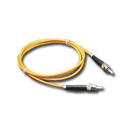 ICC Multimode Fiber Optic Patch Cord - ST / ST