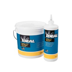 Ideal Yellow 77 Wire Pulling Lubricant 1-Quart Squeeze Bottle